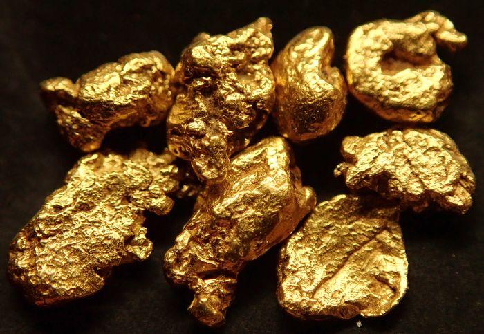 Pochodzenie złota