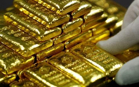 Historyczne kształtowanie się ceny złota