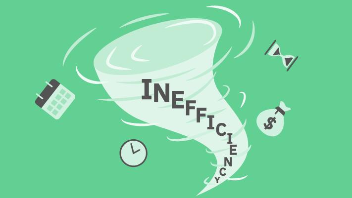 Nieefektywność X
