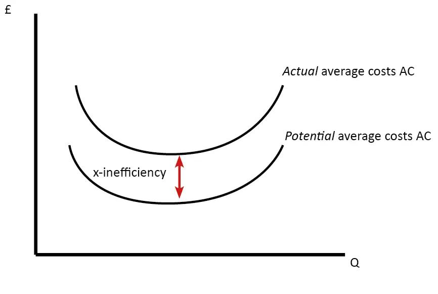 X Inefficiency