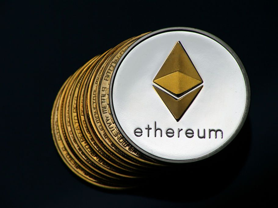 Kryptowaluty: Ethereum