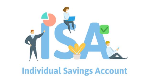 Inwestowanie poprzez konto ISA