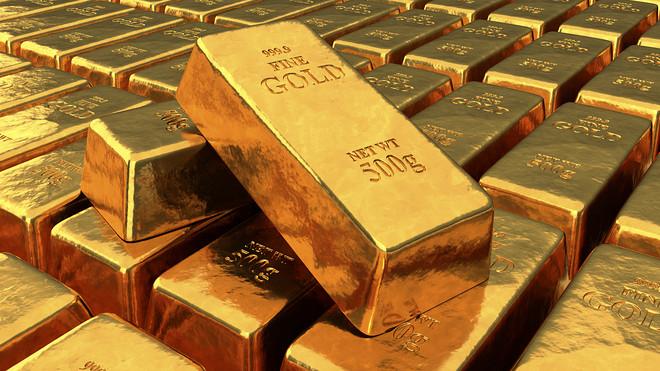 Inwestycyjne sztabki złota