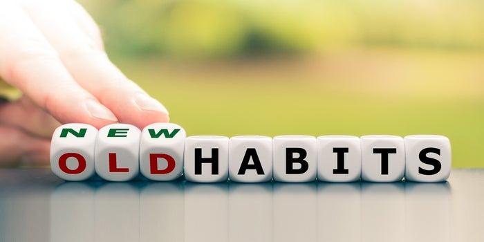 Jeśli chcesz wykształcić nowy nawyk - zacznij go monitorować