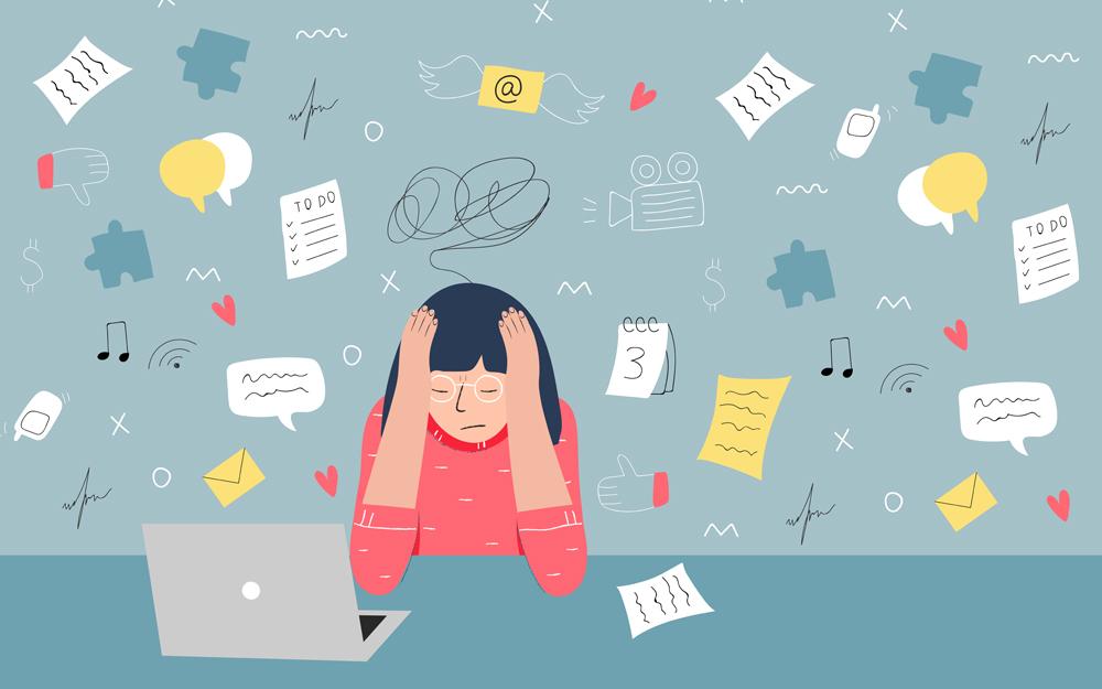 Stres sprawia, że robisz złe rzeczy